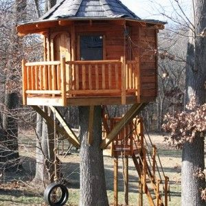 Baltimore Maryland Treehouse Tree House Tree House Designs Cool Tree Houses