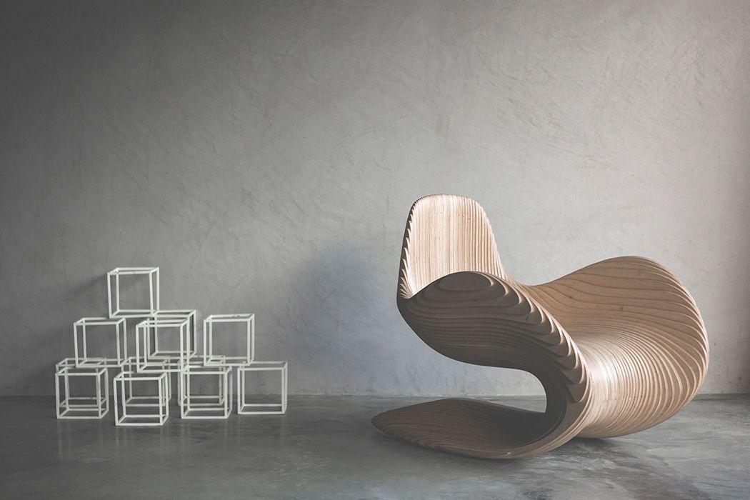 designer stuhl dekonstruktivismus betula – topby, Möbel