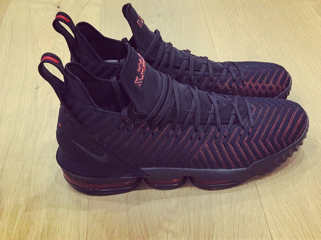 22629910060 kingjames shows us the Nike LeBron 16 from every angle. Thoughts …