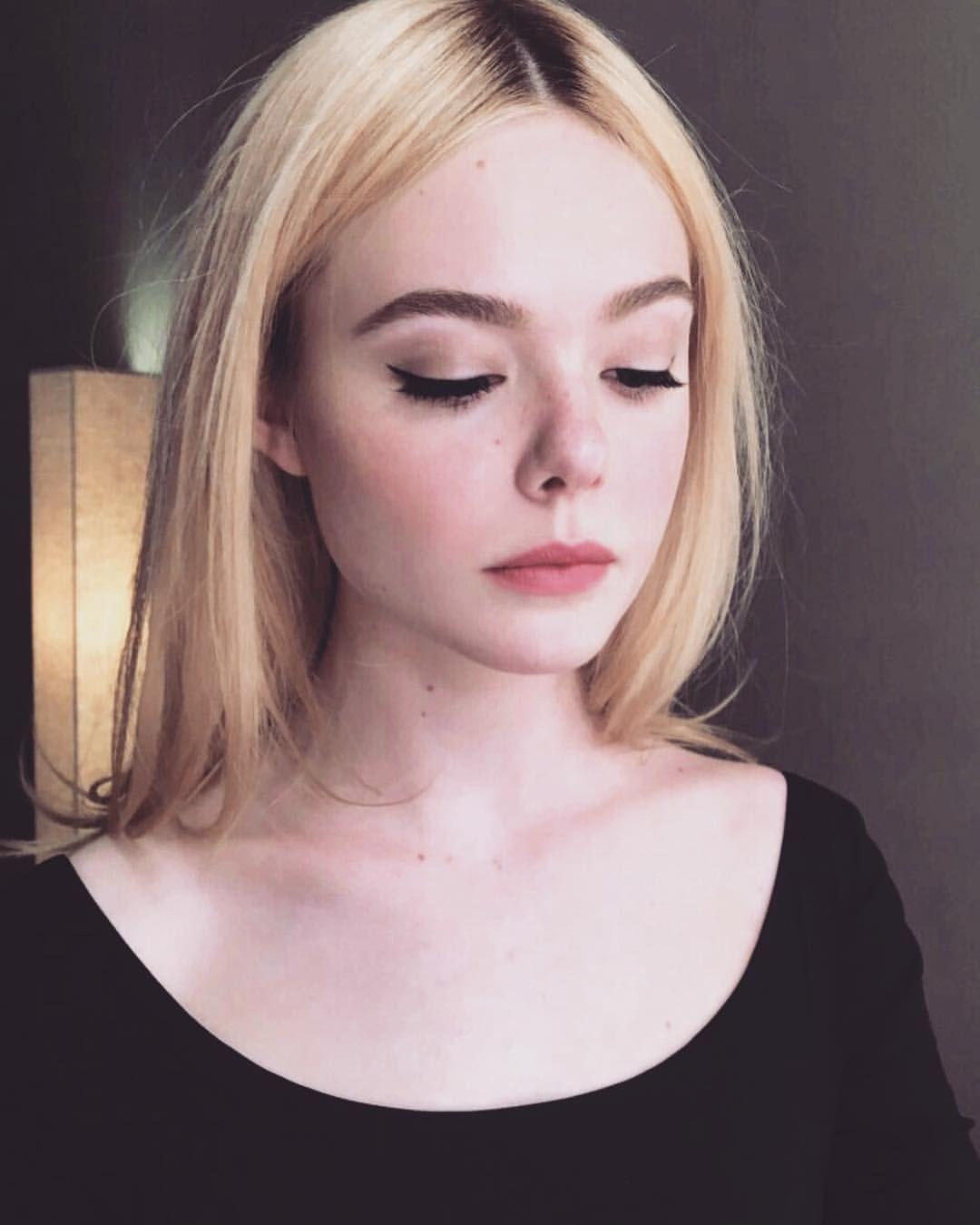 Instagram Dakota Fanning nude photos 2019