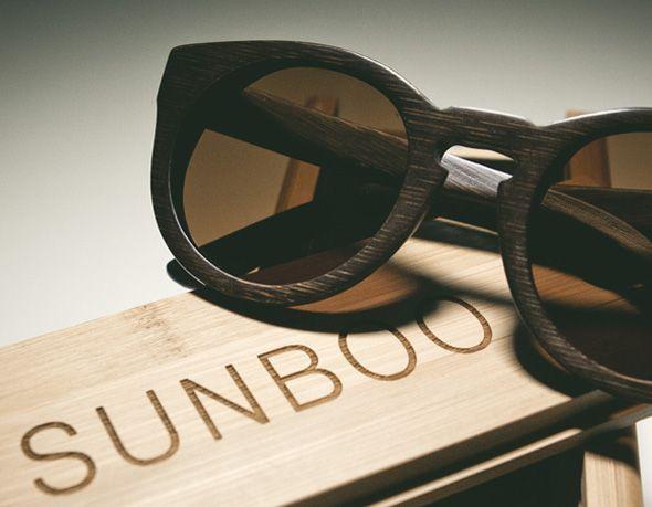 SunBoo Sunglasses Italie Lunettes Soleil Bois Bambou   Accessoires ... a25439c95985