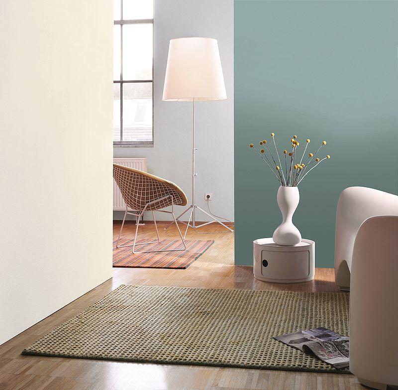 Pastellige Blautöne machen den Skandi-Chick perfekt Minimalistisch
