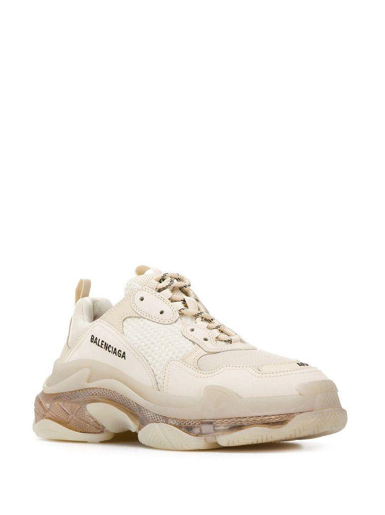 Balenciaga Triple s sneakers Neutrals