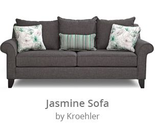 The Jasmine Sofa By Kroehler
