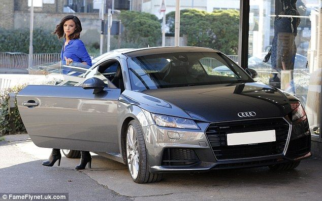 Nice buy! The matte grey car is the third-generation Audi TT and is certainly striking. Ho...