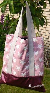 Tasche MaryJo – kostenlose Nähanleitung zum Download  Ich geb's zu: Nähen ohne…