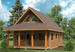 Cottages Linwood Homes House Plans Small Cabin Plans Cottage Plan