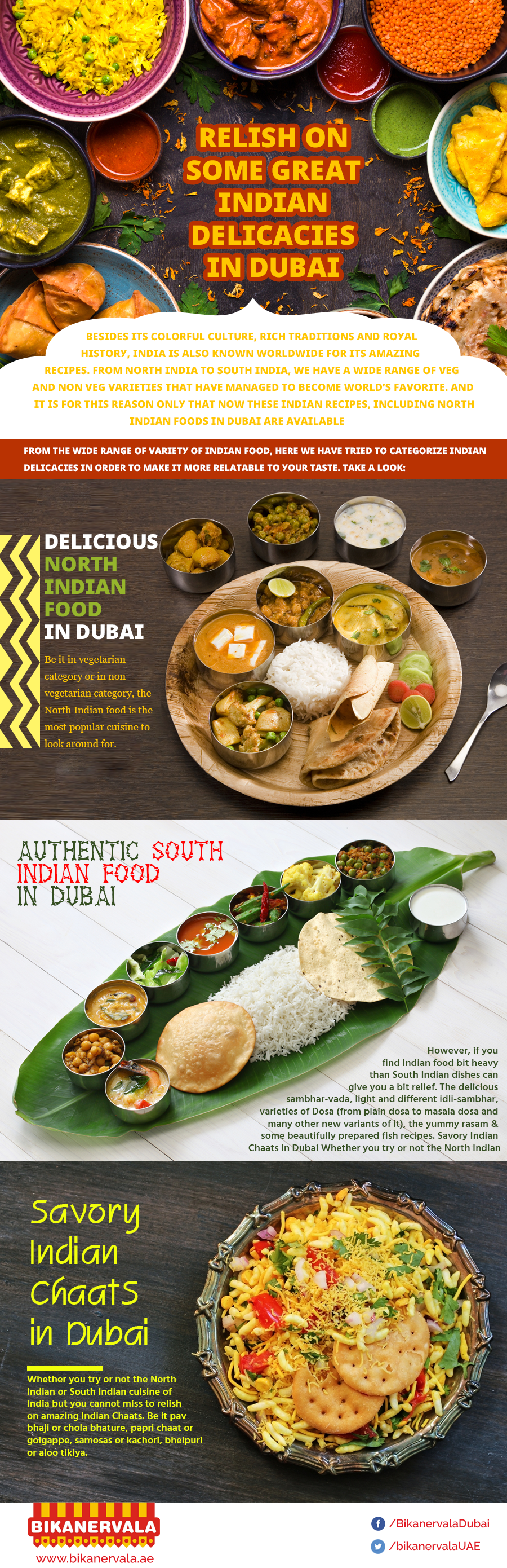 Relish on some great indian delicacies in dubai besides its colorful recipes forumfinder Image collections
