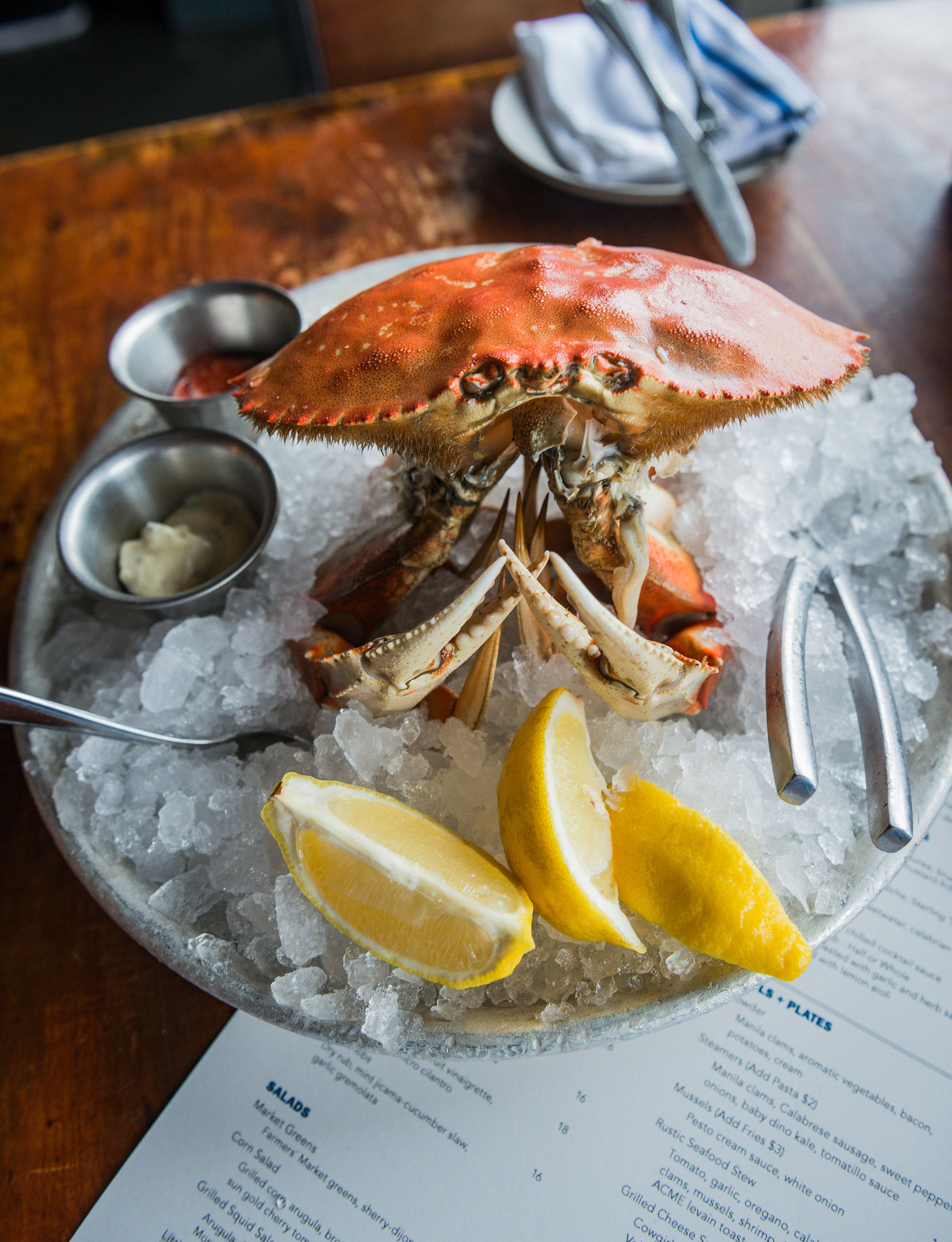 Don T Miss Happy Hour Review Of New England Lobster Market Eatery Burlingame Ca Tripadvisor