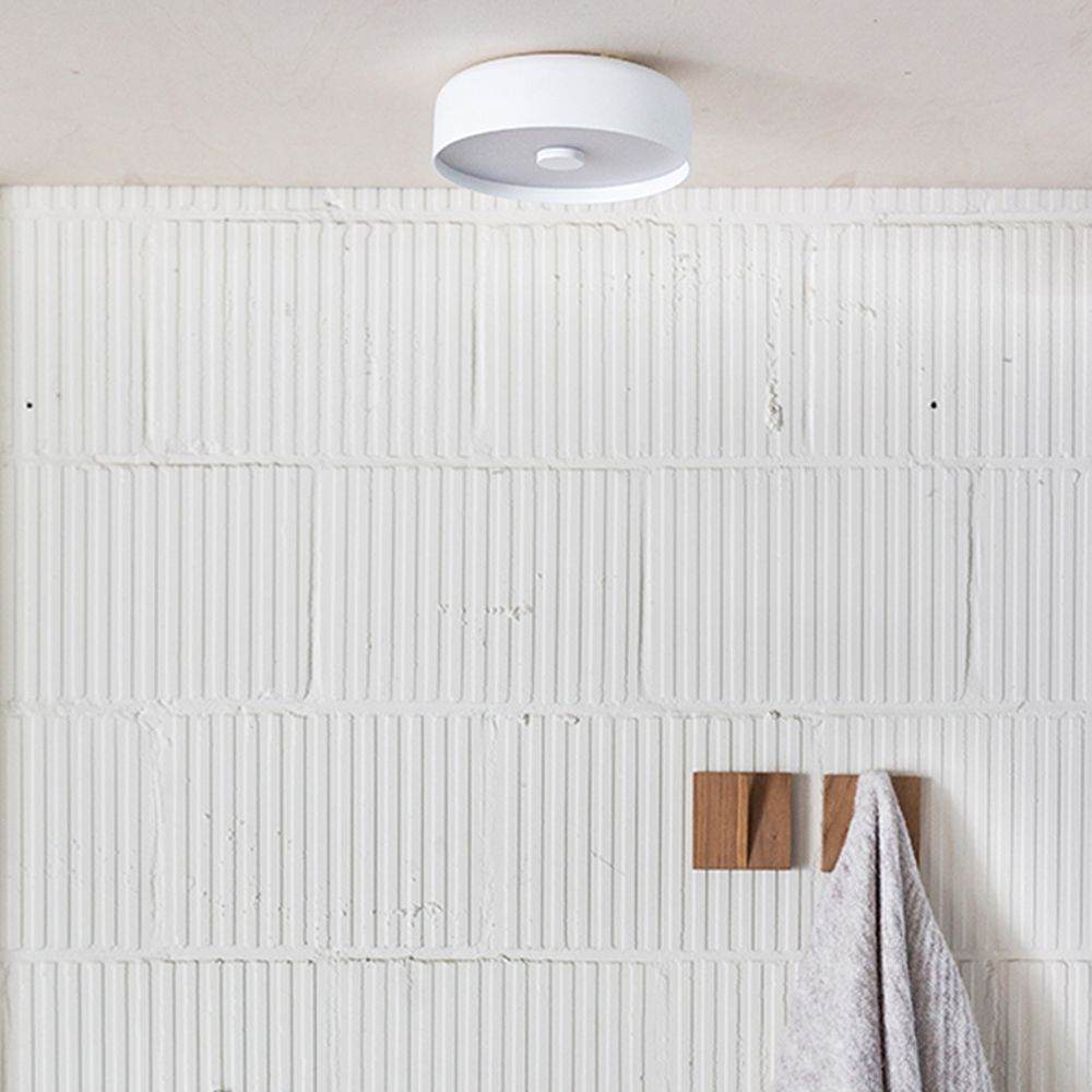 KAT runde LED Deckenleuchte mit Acryldiffusor für gleichmäßiges Licht