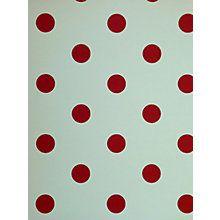 Buy Prestigious Textiles Polka Dot Wallpaper Online at johnlewis.com