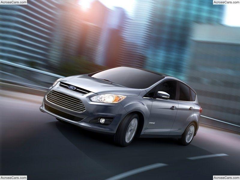 Ford CMAX Hybrid (2013) Ford c max hybrid, Car, Hybrid car