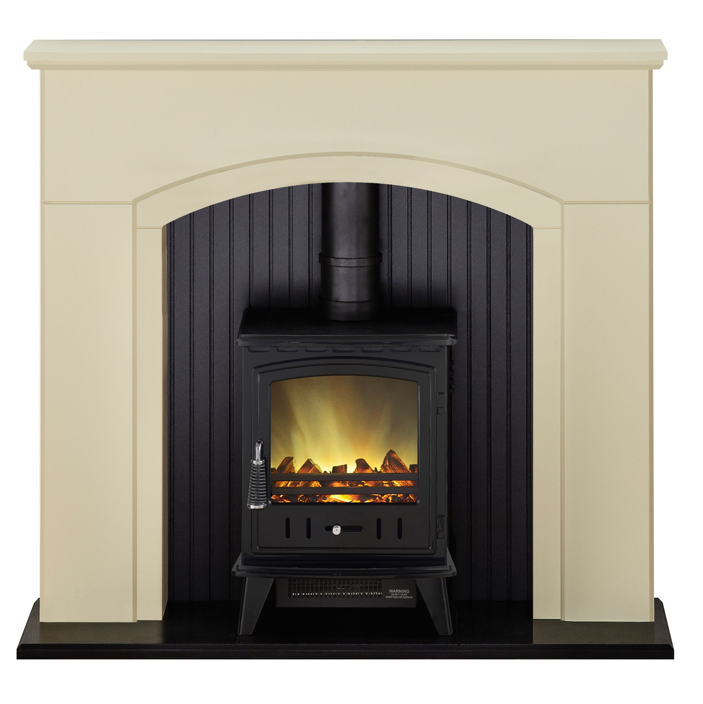 Rotherham black led electric stove suite animals pinterest