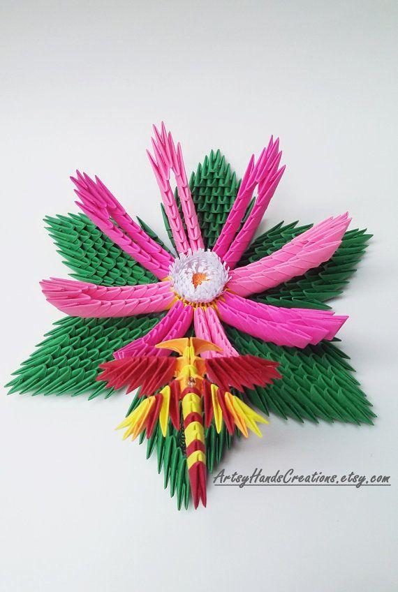 3d origami lotus flower 3d origami flower por artsyhandscreations 3d origami lotus flower 3d origami flower por artsyhandscreations mightylinksfo