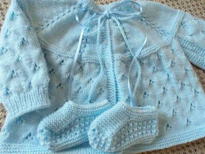 Alıntı | Baby chrochet and knittings | Pinterest | Jacke stricken ...