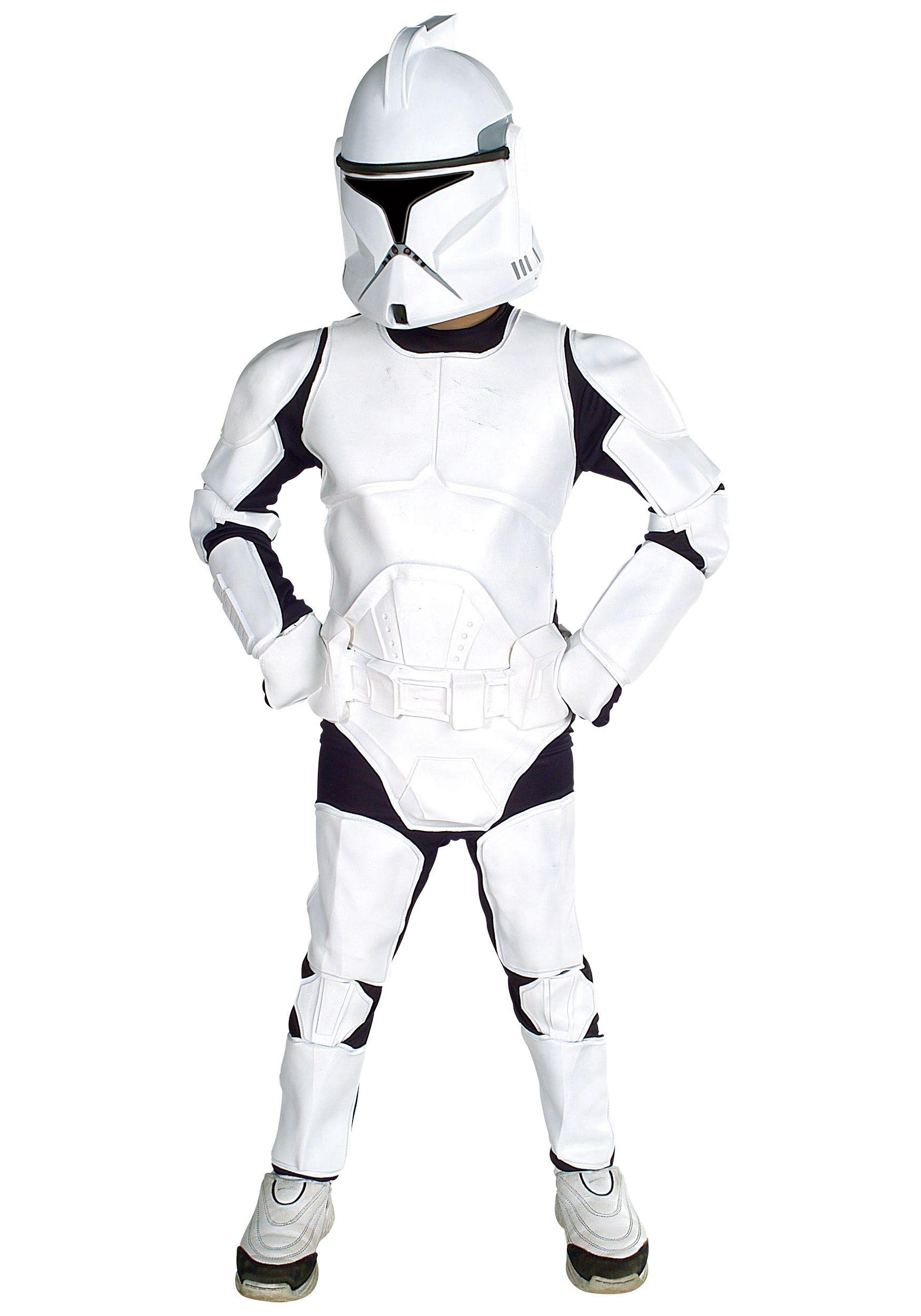 clone trooper costume kids - Google Search | The Littles ...