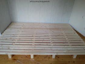 Ein Familienbett Fur Funf Diy Mit Bauanleitung Bett Bauen