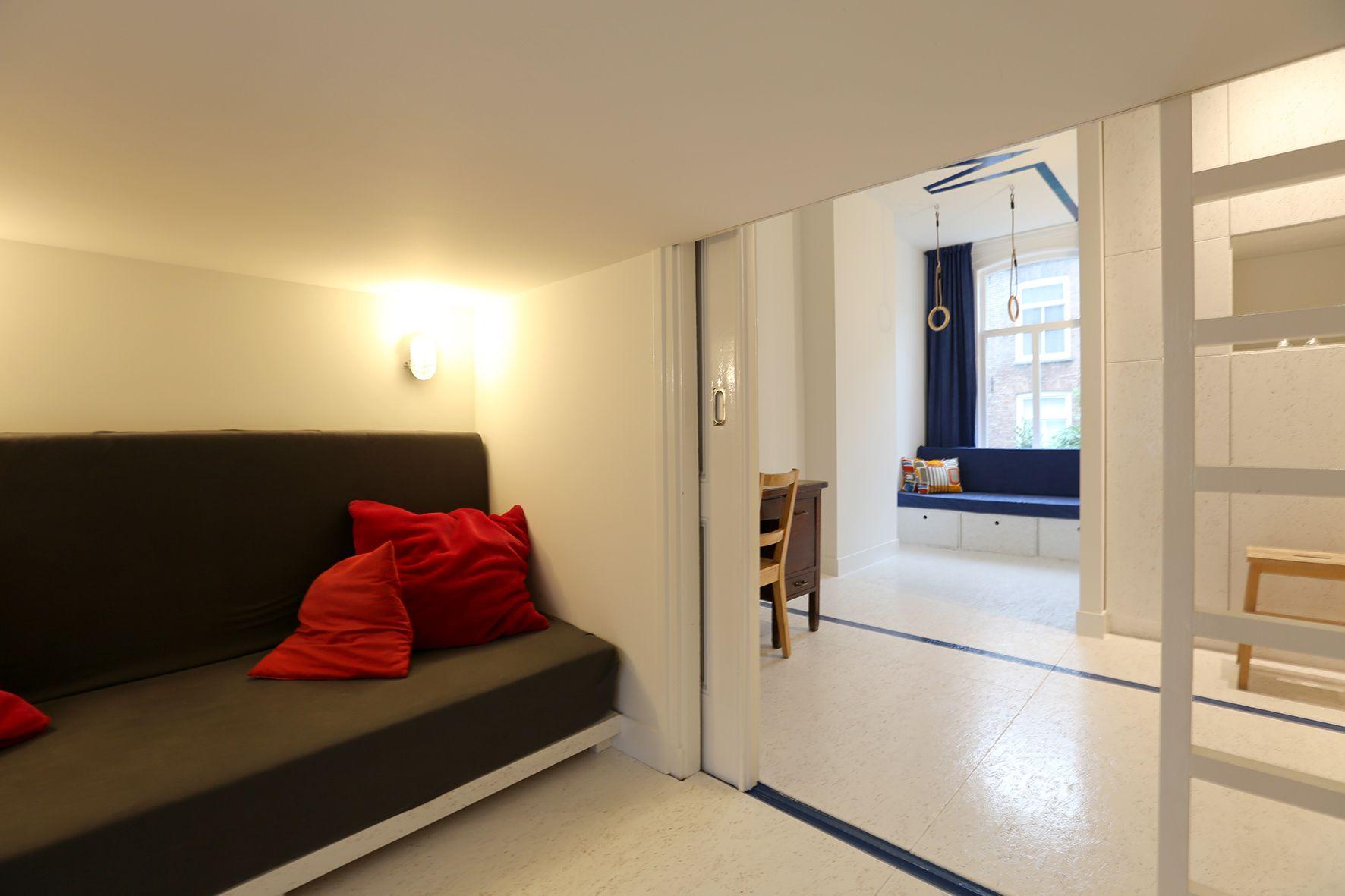 Studio ei woning 19 interieurproject hemonylaan for Interieurontwerp amsterdam