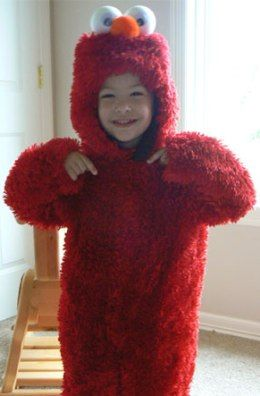 Elmo costumes holiday projects pinterest elmo costume elmo share homemade elmo costumes via photos of your homemade creations solutioingenieria Choice Image
