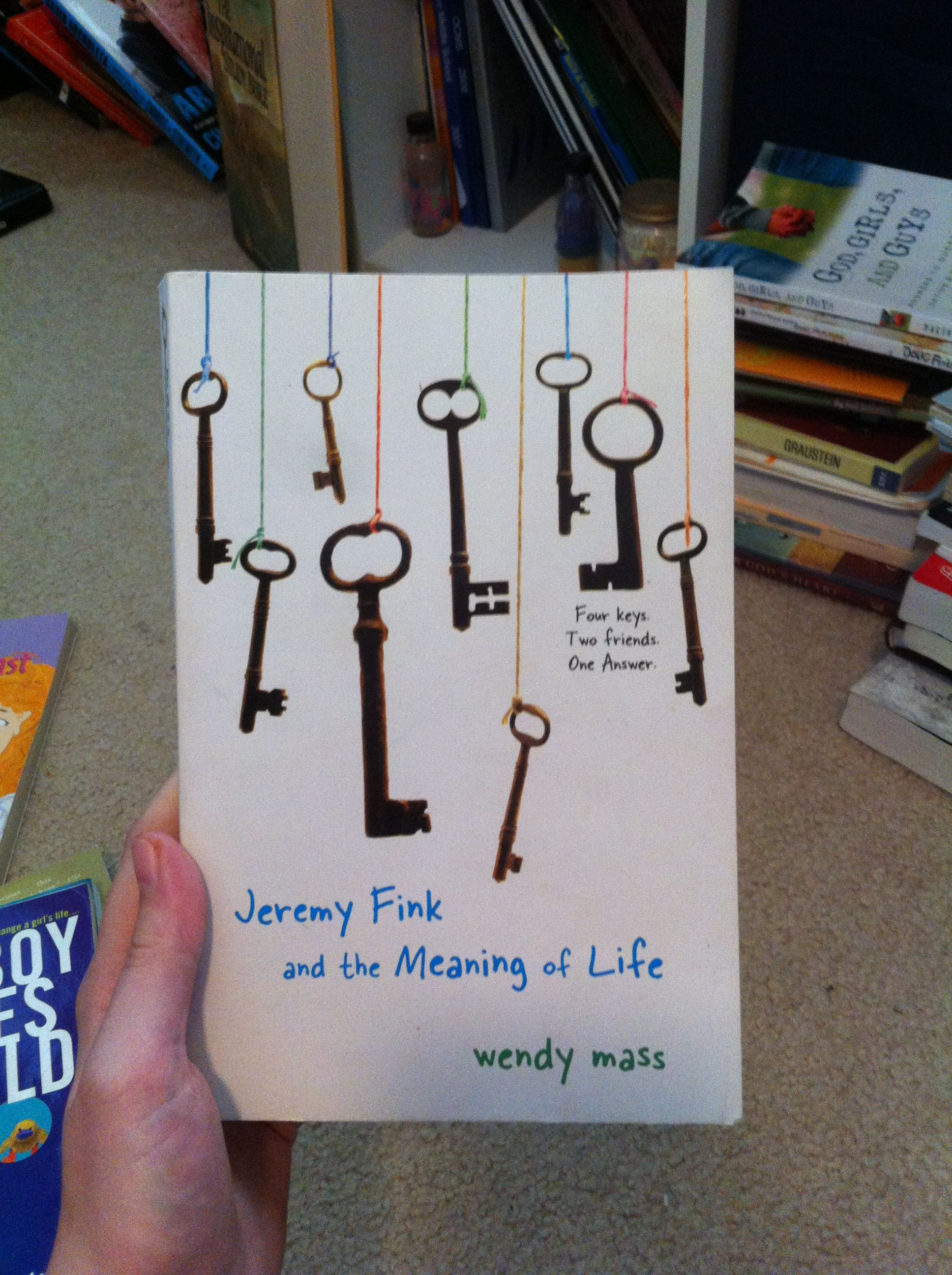 Jeremy fink and the meaning of life by wendy mass d jeremy fink jeremy fink and the meaning of life by wendy mass d jeremy fink and the meaning of life pinterest of life the ojays and life fandeluxe Images