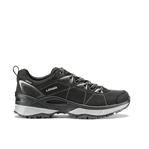 Lowa Ferrox Gtx Lo For Men All Terrain Sport Shoe With Goretex Lining Color Blackgray Size Us M 105 You Can Ge Hiking Shoes Mens Camping Wear Sport Shoes