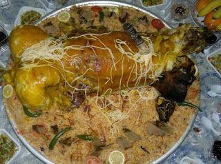 طريقة تحضير المفطح السعودي مطبخ الحارة الشامية Food Chicken Beef