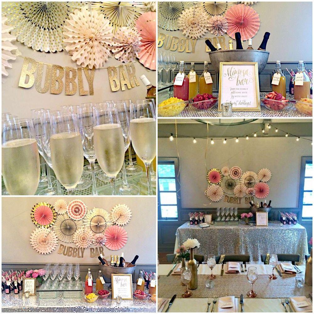 Cocktail Party Favor Ideas Part - 25: Bridal Shower Cocktail Party Ideas Bridal Shower Finger Foods Tea Party  Themed Bridal Shower Bridal Shower