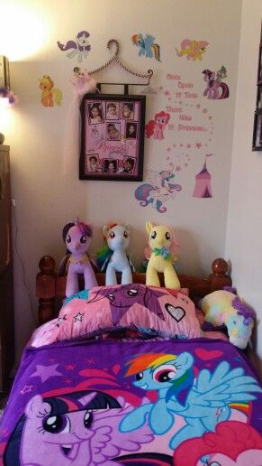 My Little Pony Deco For My Grand Daughter My Little Pony