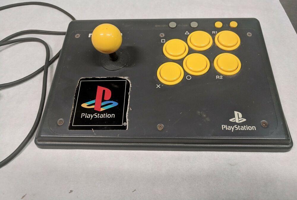 Namco Arcade Joystick PS1 PS2 - Very Rare   Arcade joystick