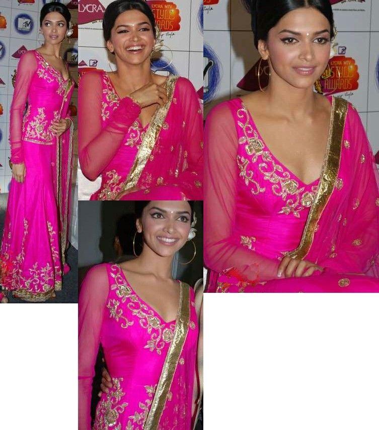Deepika's pink lehnga from om shanti om | Indian bridal ...