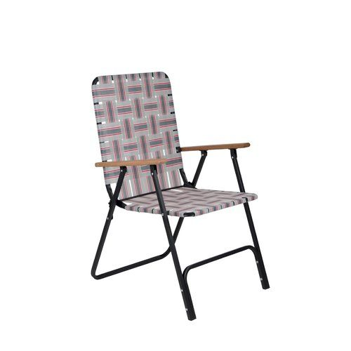 Camping Chair Limited Edition Green Turquoise Yellow