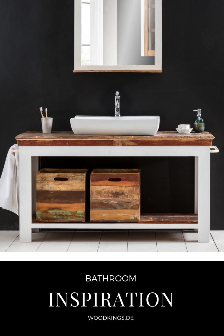 Waschtisch Perth Waschtisch Landhaus Waschtisch Holz Badmobel