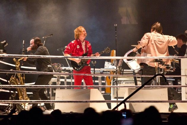 Arcade Fire played Madison Square Garden (pics, setlist, review ...