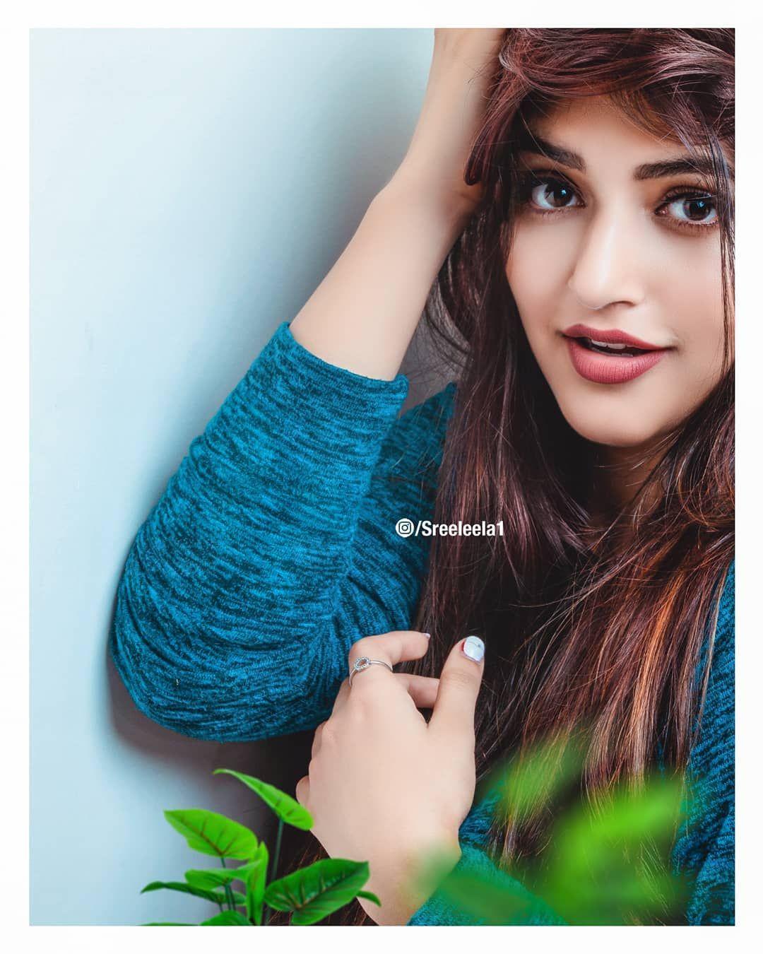 12k Likes 41 Comments Sree Leela Sreeleela1 On Instagram