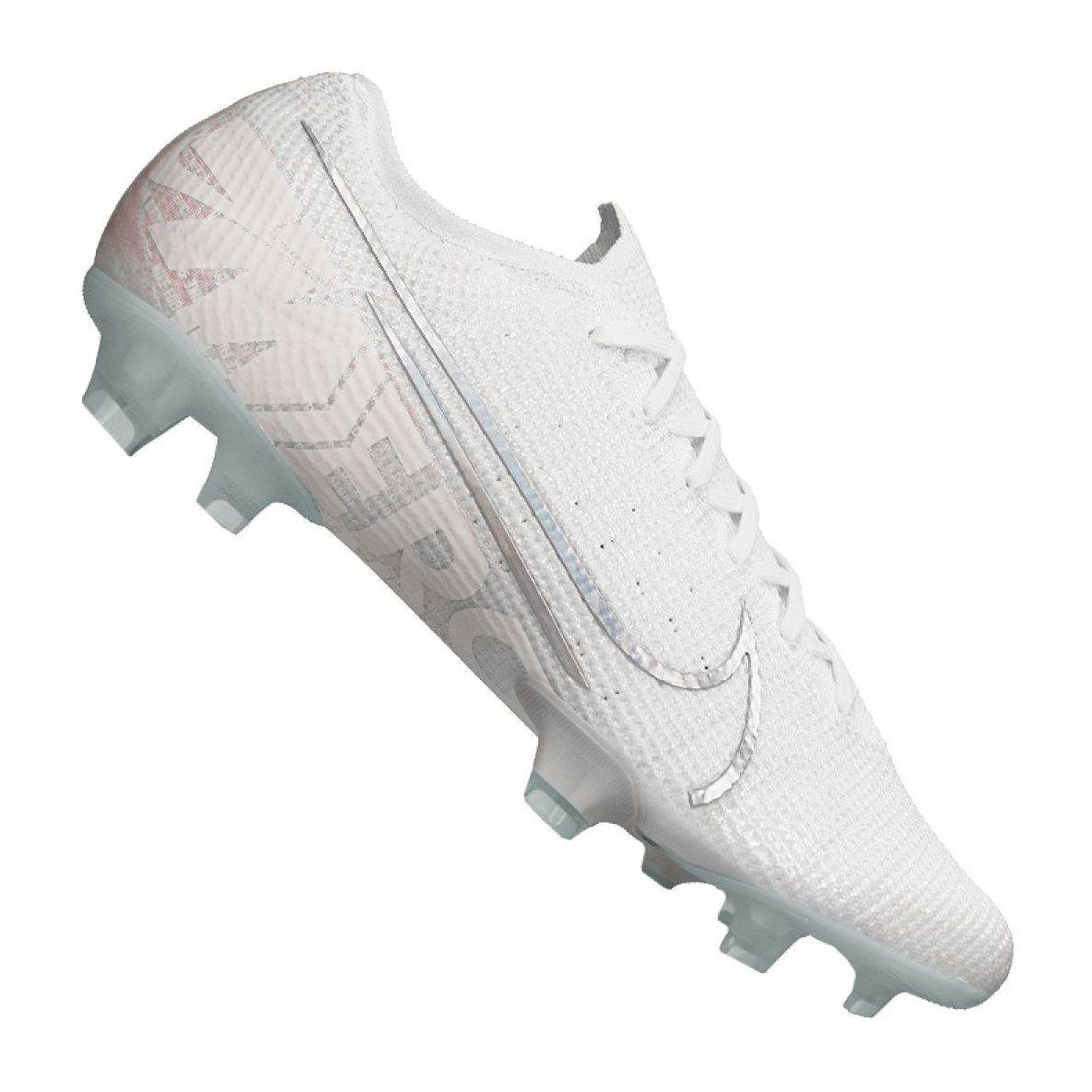 Buty Do Pilki Noznej Nike Vapor 13 Elite Fg M Aq4176 100 Biale Biale Football Shoes Nike Vapor Nike