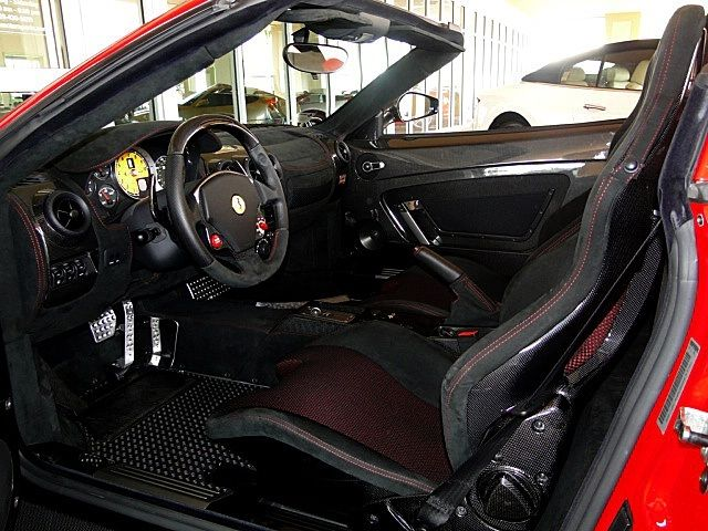 2009 Ferrari 430 16M Scuderia Spider - Photo 13 - Naples, FL 34104