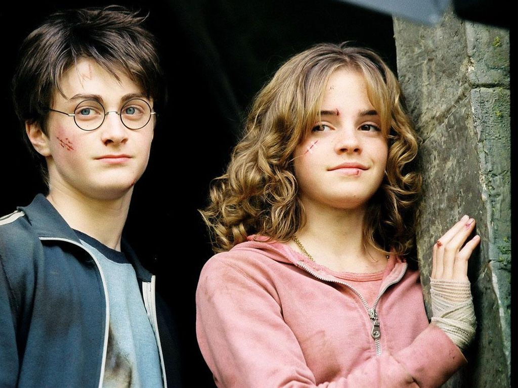 Pin By Zarzjaw On Hp Harry And Hermione Emma Watson Harry Potter Harry Potter Cast Daniel Radcliffe Harry Potter