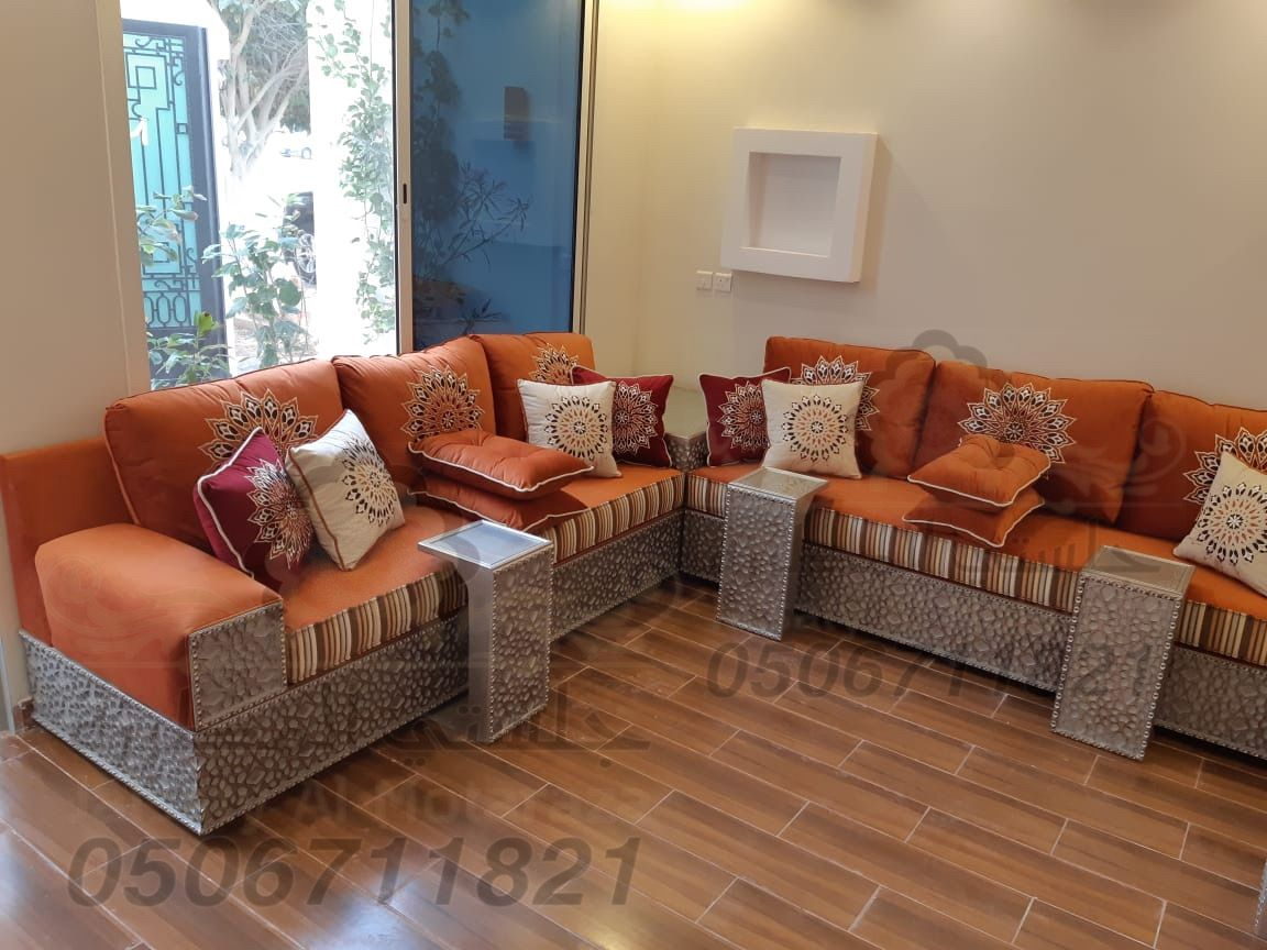 مجلس مغربي فاخر من تصميم وتنفيذ جلستي المطرزة جوال التواصل 0506711821 Home Decor Decor Home