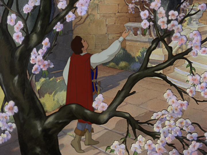Snow white...Prince Charming