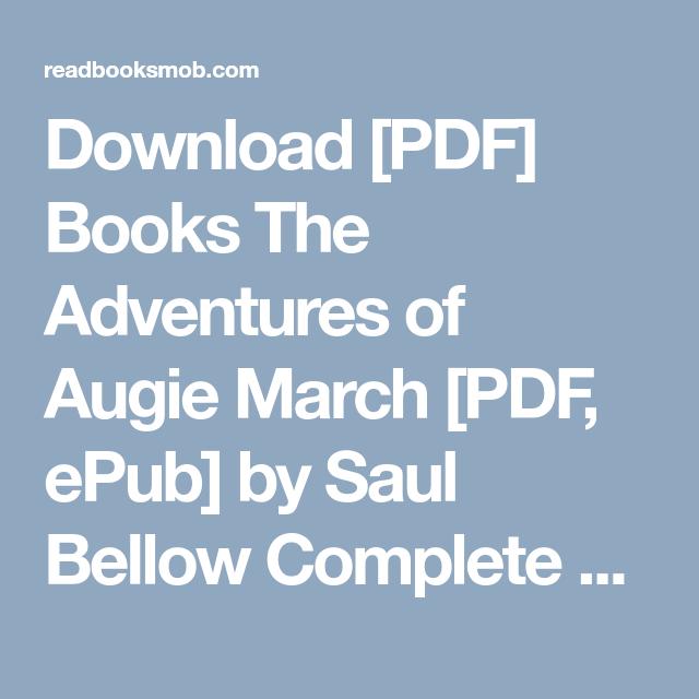 Saul Bellow Ebook