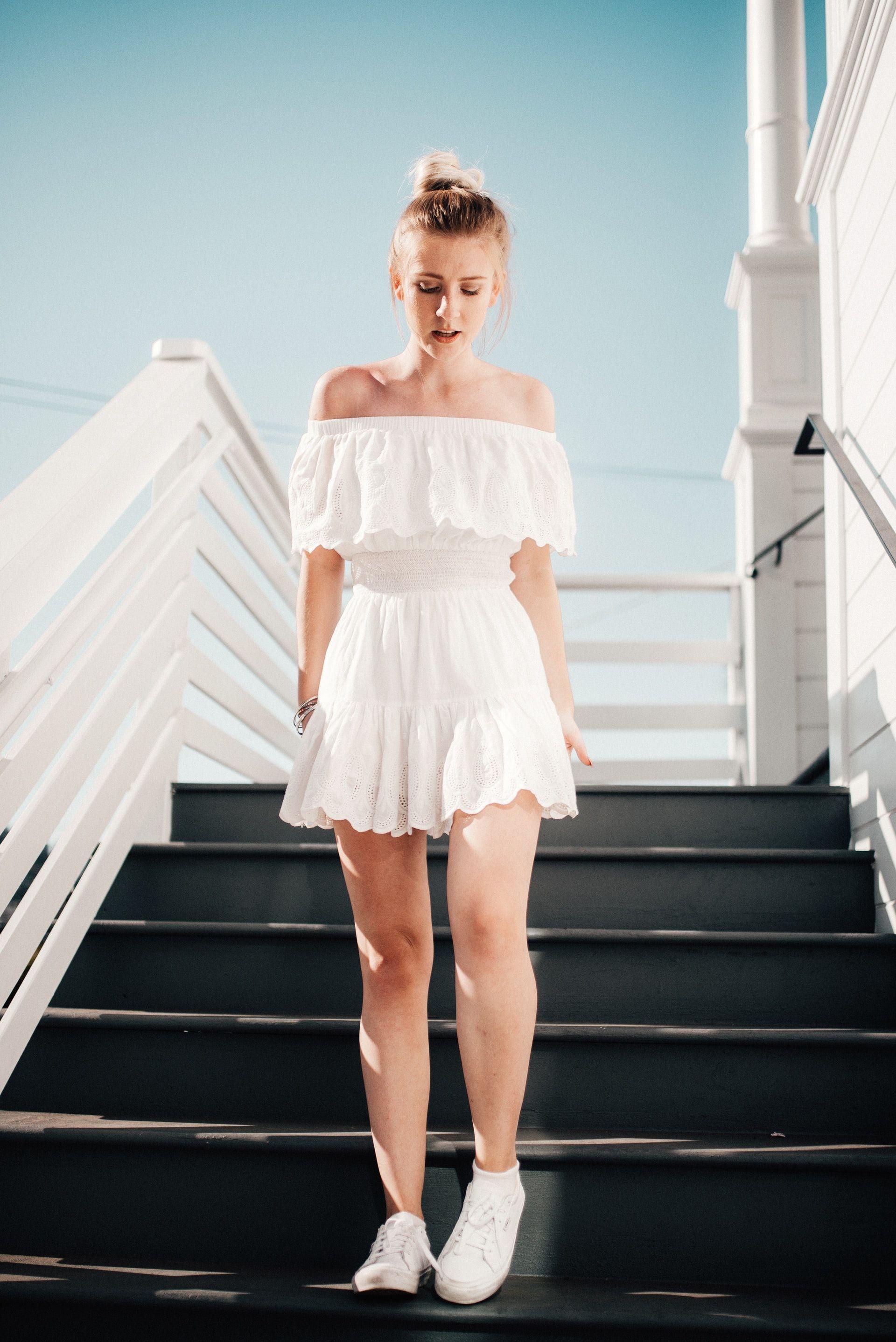 Mini Casual Dresses Db Women In 2020 Graduation Dress High School Fashion Dresses [ 2876 x 1920 Pixel ]
