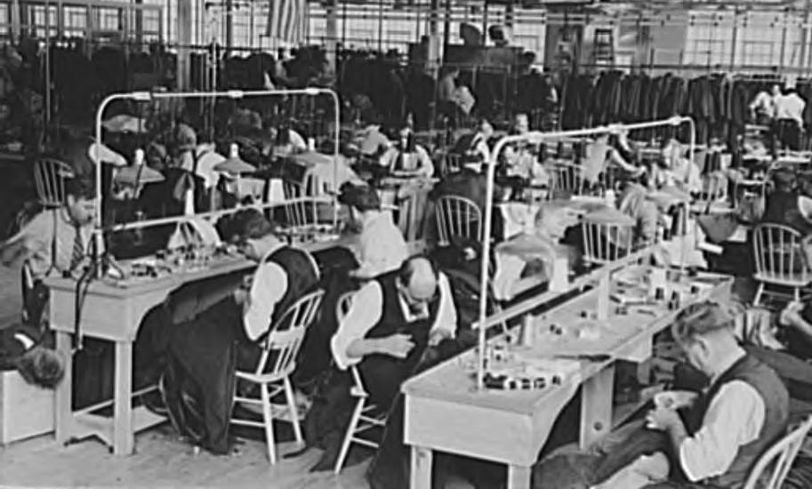 Garment Factory Garment Industry Garment Center