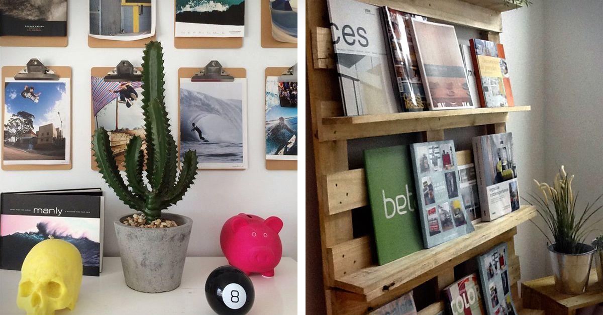 26 Ideas geniales y BARATAS para redecorar tu casa con mucho estilo - Ideas Con Mucho Estilo