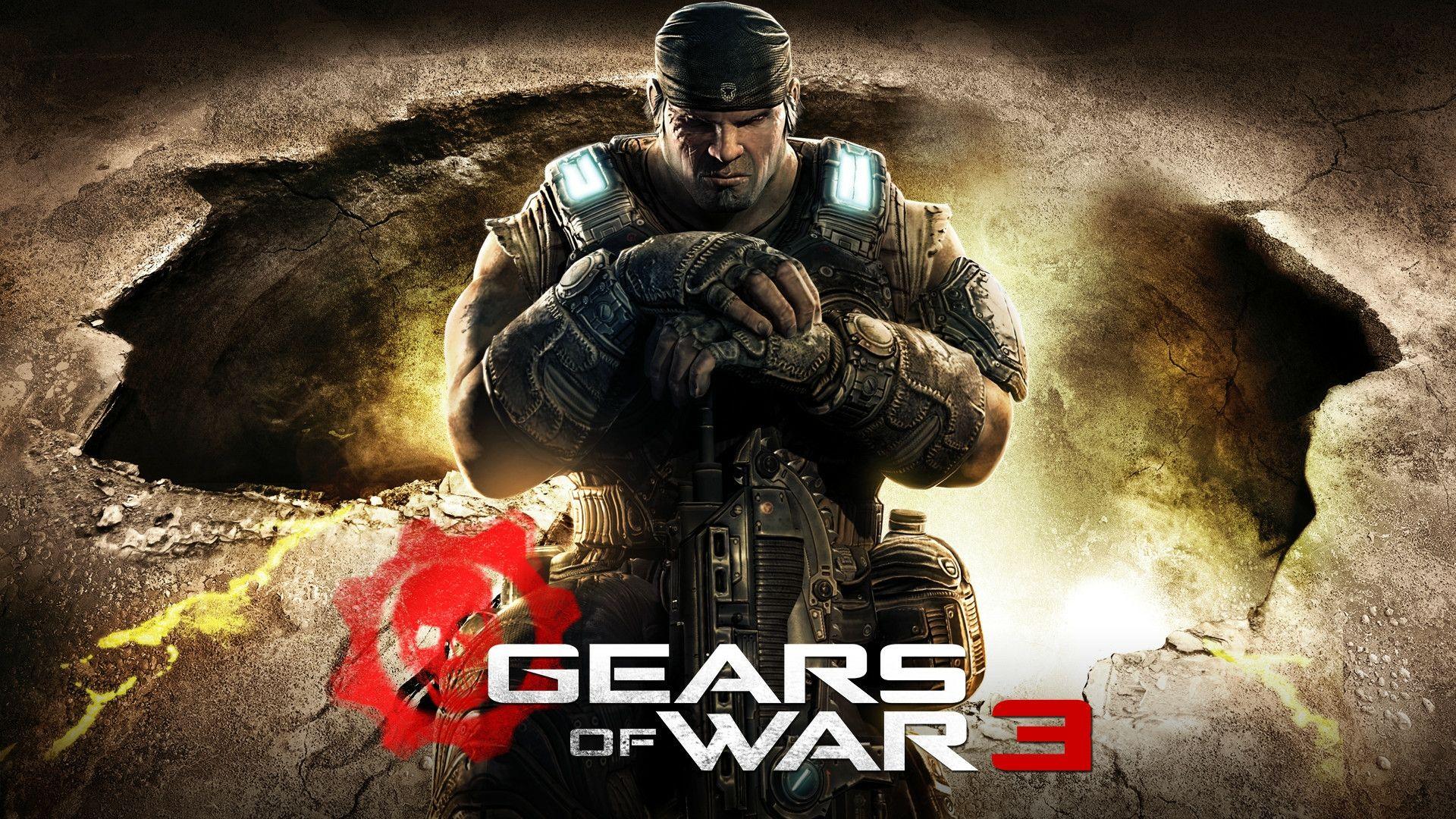 Explore Gears Of War 3 Desktop Wallpapers And More