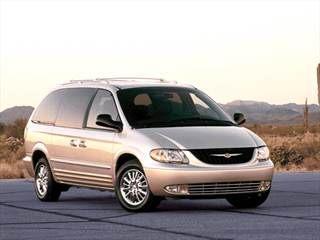 2002 Chrysler Town Country Chrysler Town And Country Chrysler