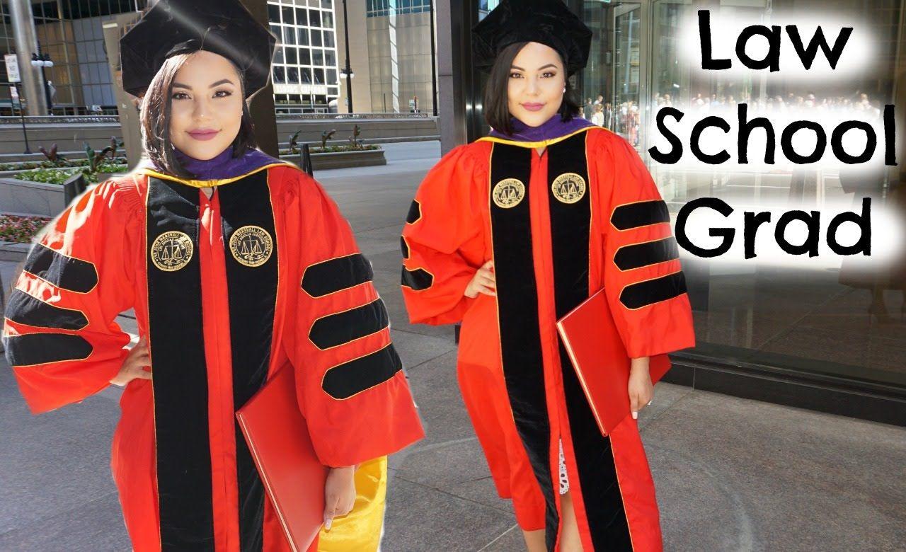 what to wear law school graduation