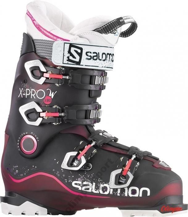 Buty Narciarskie Salomon X Pro 80 W Roz 260 5755011220 Oficjalne Archiwum Allegro Womens Boots Boots Ski Boots