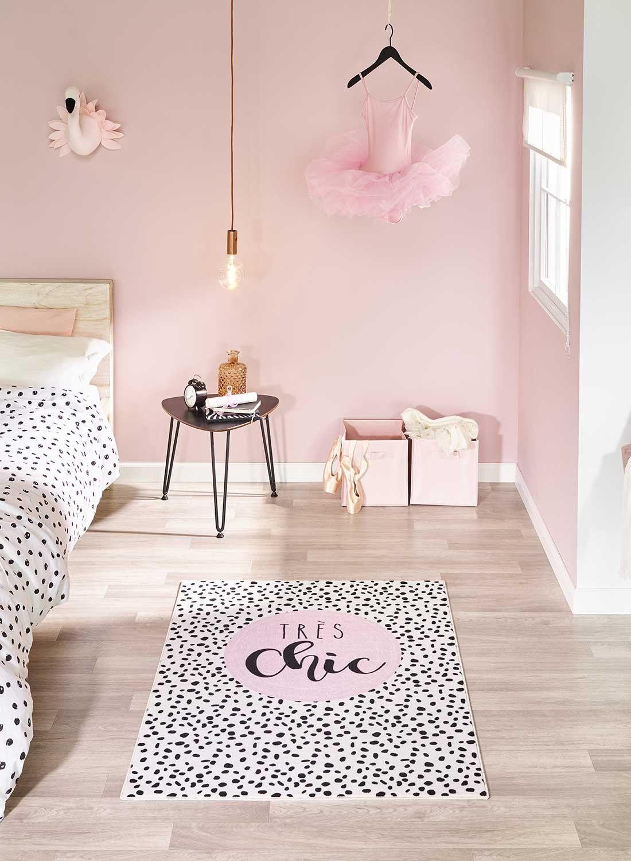 Modele Chambre Fille Ado tres chic md en 2020 | tapis chambre enfant, idée de