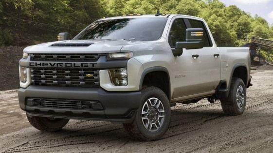 ICYMI: 2020 Chevrolet Silverado HD Revealed Tows 35500