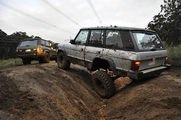 Range Rover classic   Modified | Land Rovers | Range rover classic